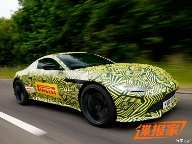 2017 - [Aston Martin] Vantage AS4