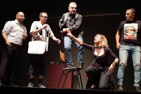 Διάκριση για την αστυνομική θεατρική ομάδα της Ακαρνανίας