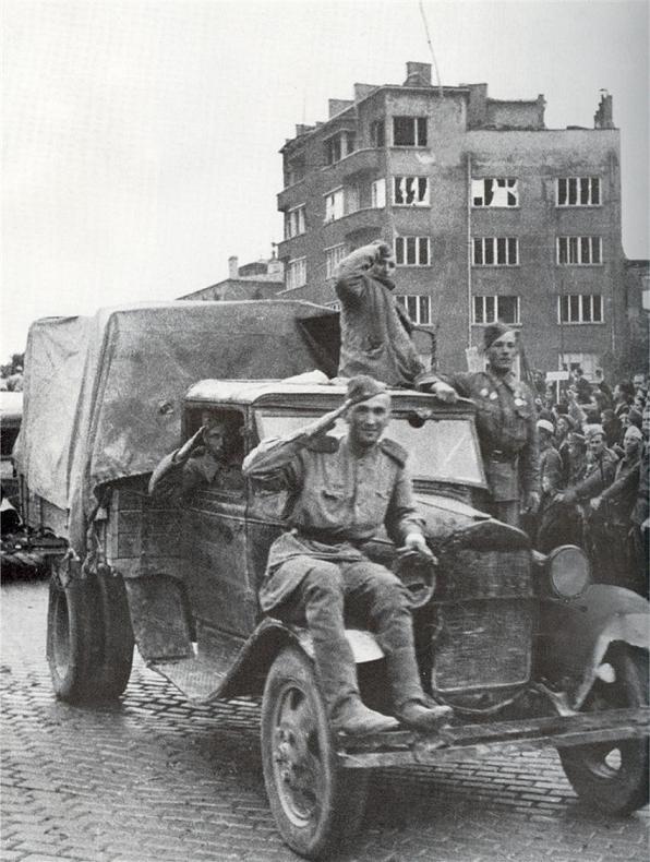 GAZ AA in Berlin