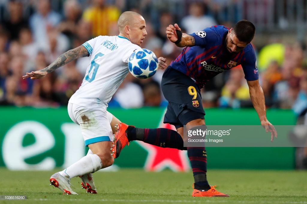 صور مباراة : برشلونة - PSV إندهوفن 4-0 ( 18-09-2018 )  Uiss