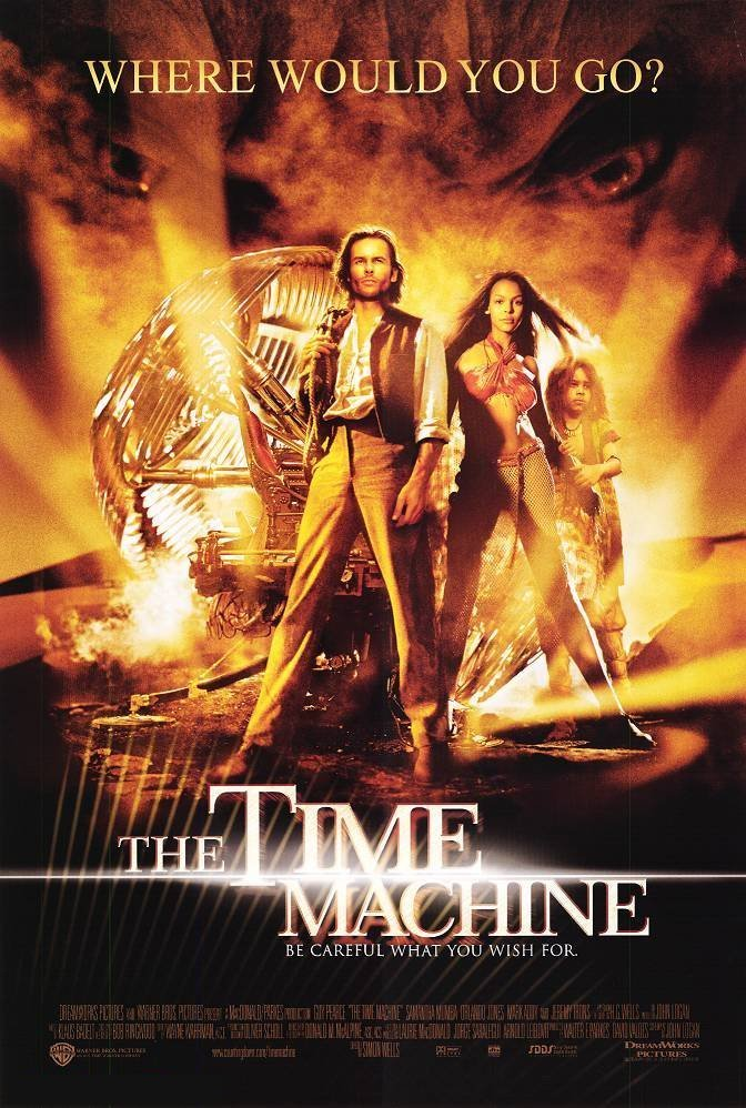 The Time Machine (2002) BluRay 720p 700MB