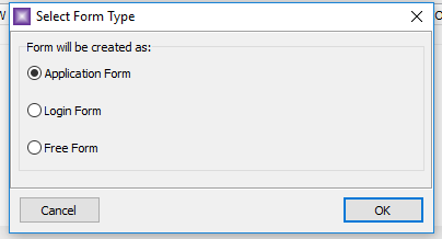 FMSoft uniGUI Form Types | Board4All