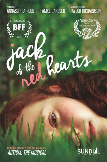 Wielkie serce Jack / Jack of the Red Hearts (2015) PL.WEB-DL.XviD-GR4PE   Lektor PL