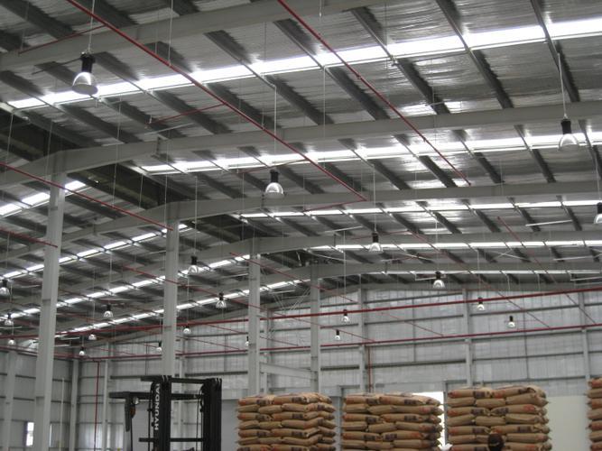 thiết kế thi công nhà máy công nghiệp