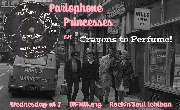 Parlophone_Princesses