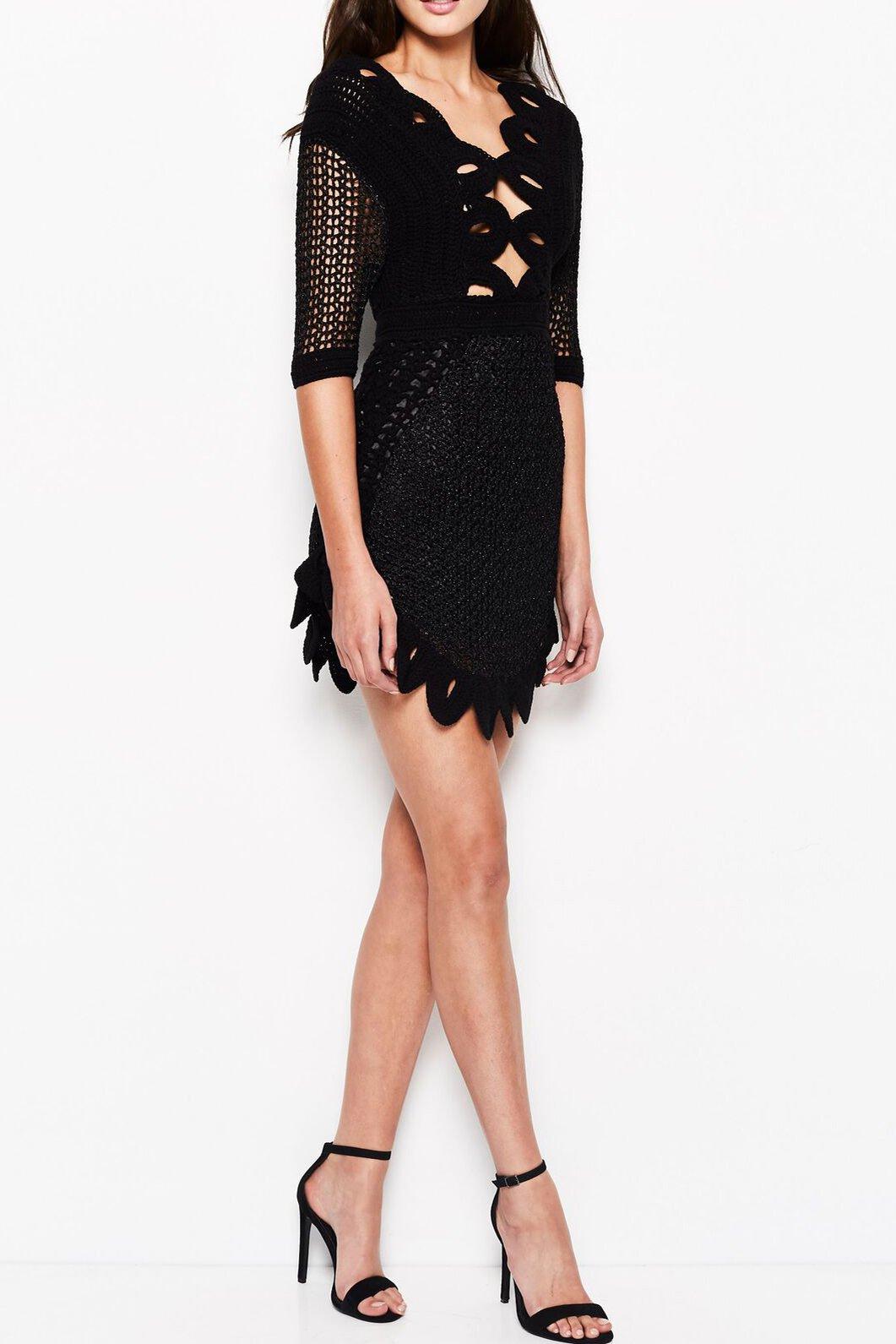 Everybody Knows Black Dress