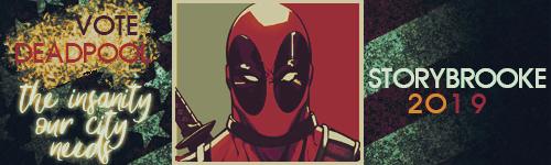 Contexte ❖ La Mairie & la Police - Page 2 Deadpool