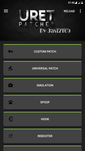 Uret Patcher 3.2 [License,Ads,In App Purchase Hack] Apk