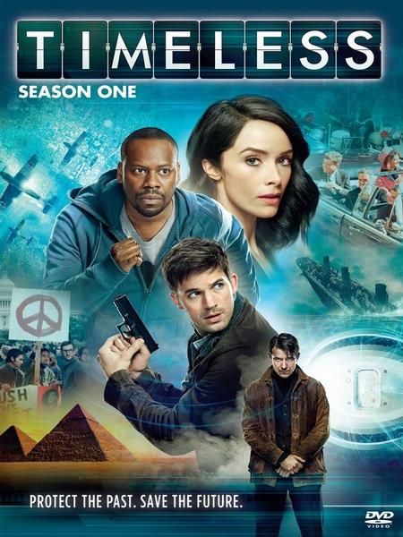 Timeless Season 1 DVDRip x264-REWARD