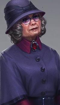 Gertrude Larivière