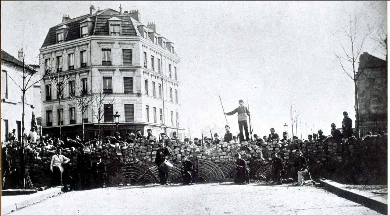 barykada Komuny Paryskiej