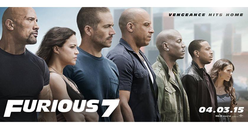 Furious Seven (2015) HD