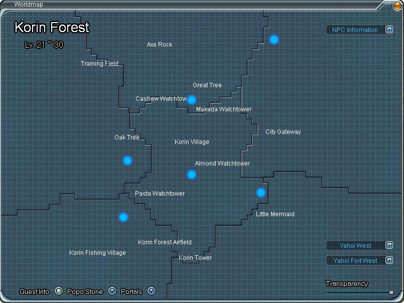 Korin Forest