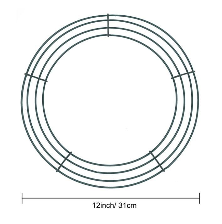 Delighted Wire Wreath Rings Images - Wiring Diagram Ideas - blogitia.com