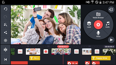 KineMaster – Pro Video Editor 4.6.1.11149.GP Apk Mod [Full / Unlocked]