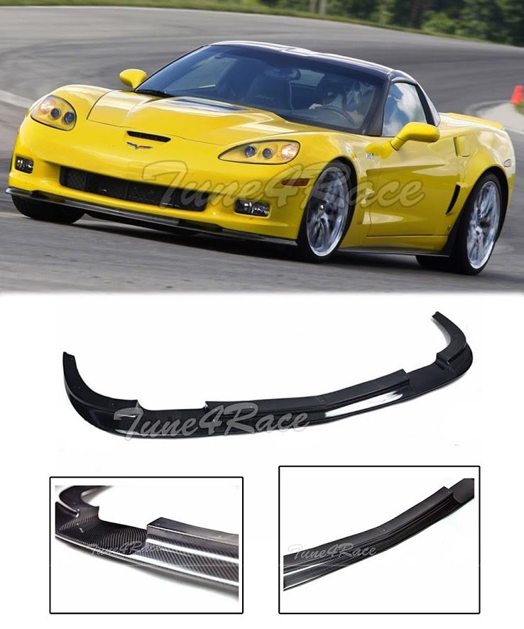 Extreme Online Store EOS Body Kit Rear Wing Spoiler for Chevrolet Chevy Corvette C6 05-13 2005 2006 2007 2008 2009 2010 2011 2012 2013 ZR1 Style