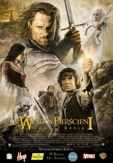 Władca Pierścieni: Powrót króla / The Lord of the Rings: The Return of the King (2003) EXT.PL.BRRip.XviD-GR4PE | Lektor PL