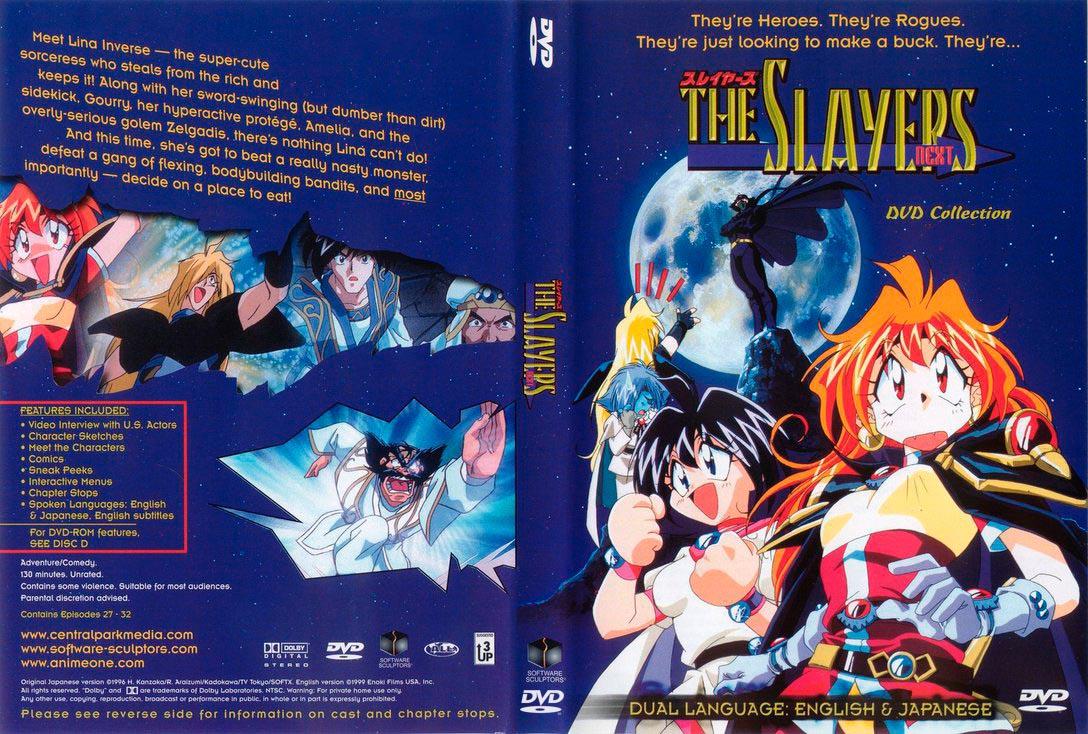Slayers Next:Los Justicieros[Temporada:2/MKV-Dual-Lat][H264]