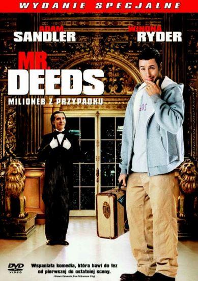Mr. Deeds - Milioner z przypadku / Mr. Deeds (2002) PL.AC3.DVDRip.XviD-GR4PE | Lektor PL