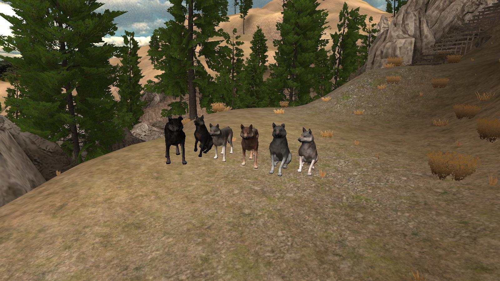 Pack selfie pics! Wolf_Quest_Screenshot_36