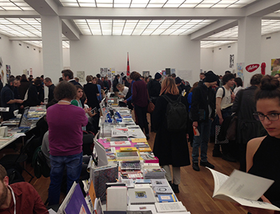 Rafaela Drazic Art Book Fair Berlin 02