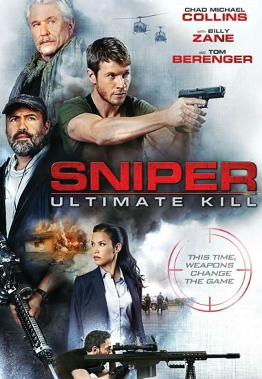 Snajper: Ostatni strzał / Sniper: Ultimate Kill (2017) PL.BRRip.XviD-GR4PE | Lektor PL