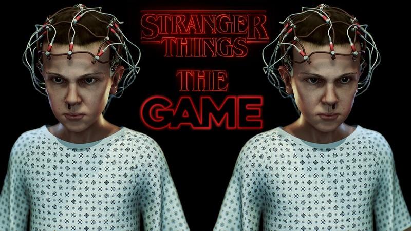 Stranger Things phiên bản game đặt dưới tay cha đẻ The Walking Dead