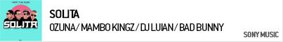 OZUNA / MAMBO KINGZ / DJ LUIAN / BAD BU SOLITA