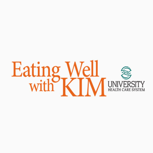 Eating Well with Kim