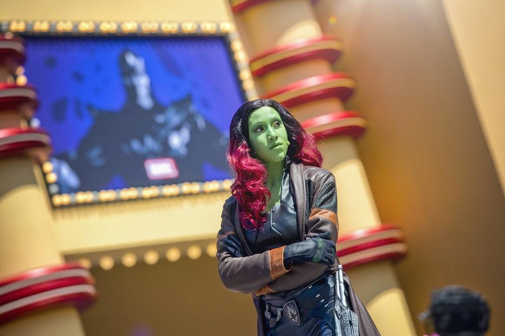 Marvel Summer of Super Heroes at Disneyland Paris
