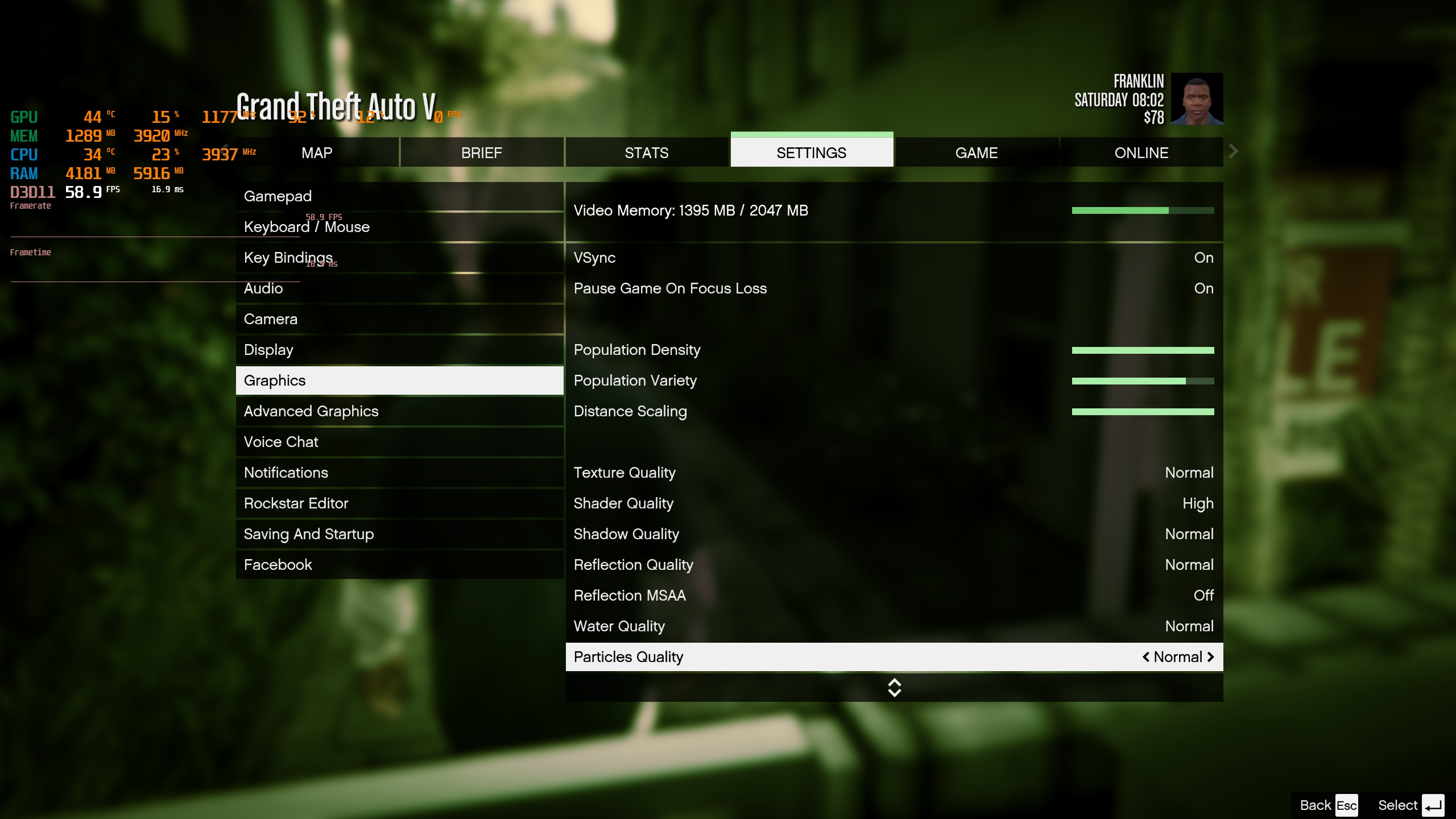 Como conseguir una experiencia de juego fluida RTSS