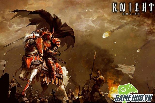 Knight Online -  Game PVP cổ điển cũng không thoát khỏi vòng xoáy sinh tồn - ảnh 3
