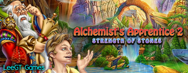 Alchemist's Apprentice 2: Strength of Stones (v.Final)