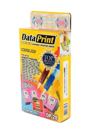 TINTA DATAPRINT DP28 COLOR HP