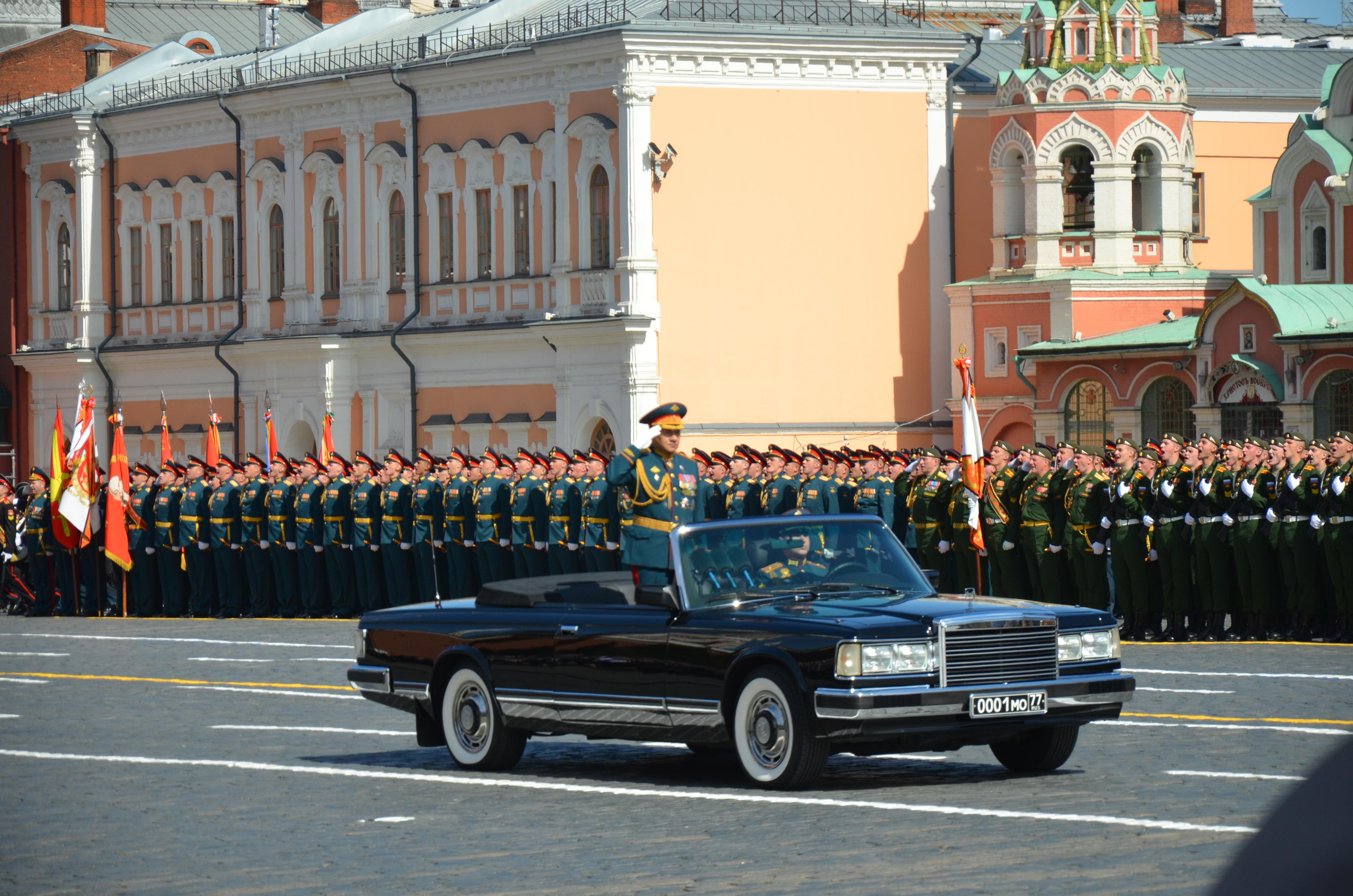 Министерство обороны Российской Федерации. Шойгу Сергей Кужугетович