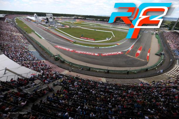 VRC GP3 2018 - Round 4 - Hockenheimring