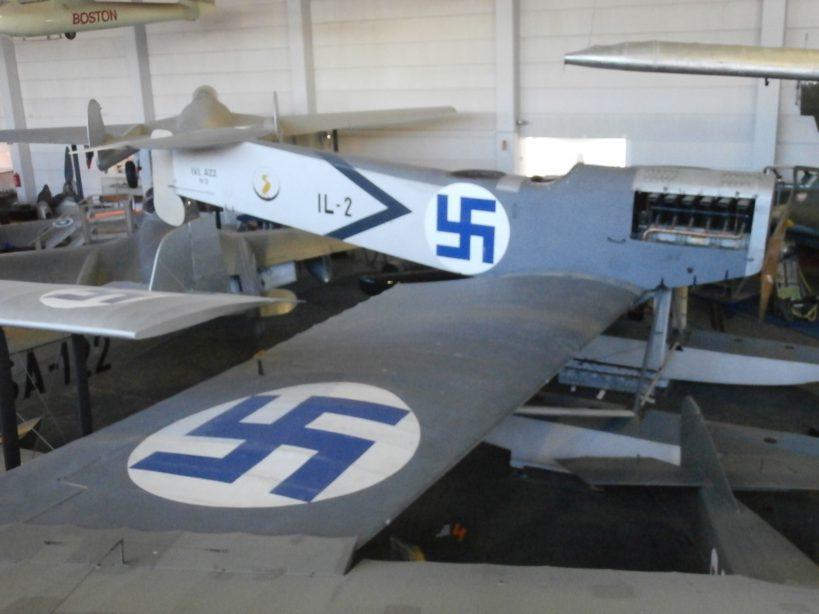 Zrakoplovni muzej u Vantaa-i kod Helsinkija, Finska P8150444
