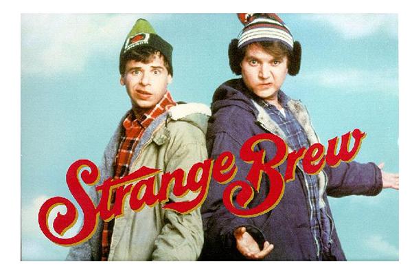 Strange Brew (1983) 1080p. Ligero Latino Dual.