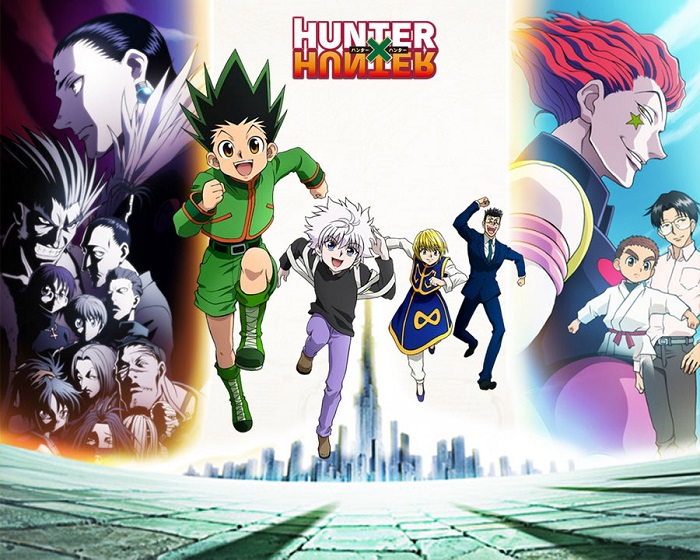 Hunter x Hunter: Beyond Mobius
