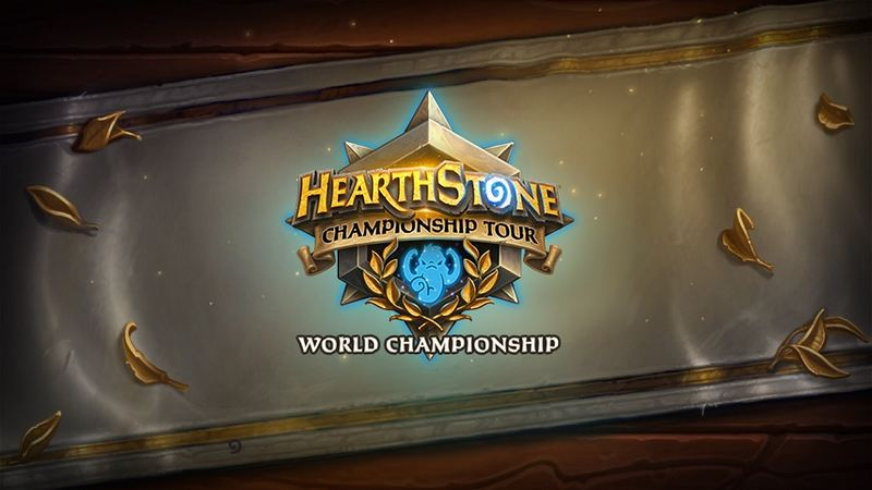 Celebrate the Hearthstone HCT World Championship with free card packs!