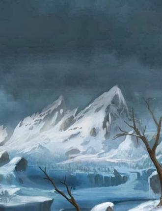 Vinteren Riv