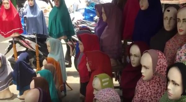 contoh toko jual jilbab hijab