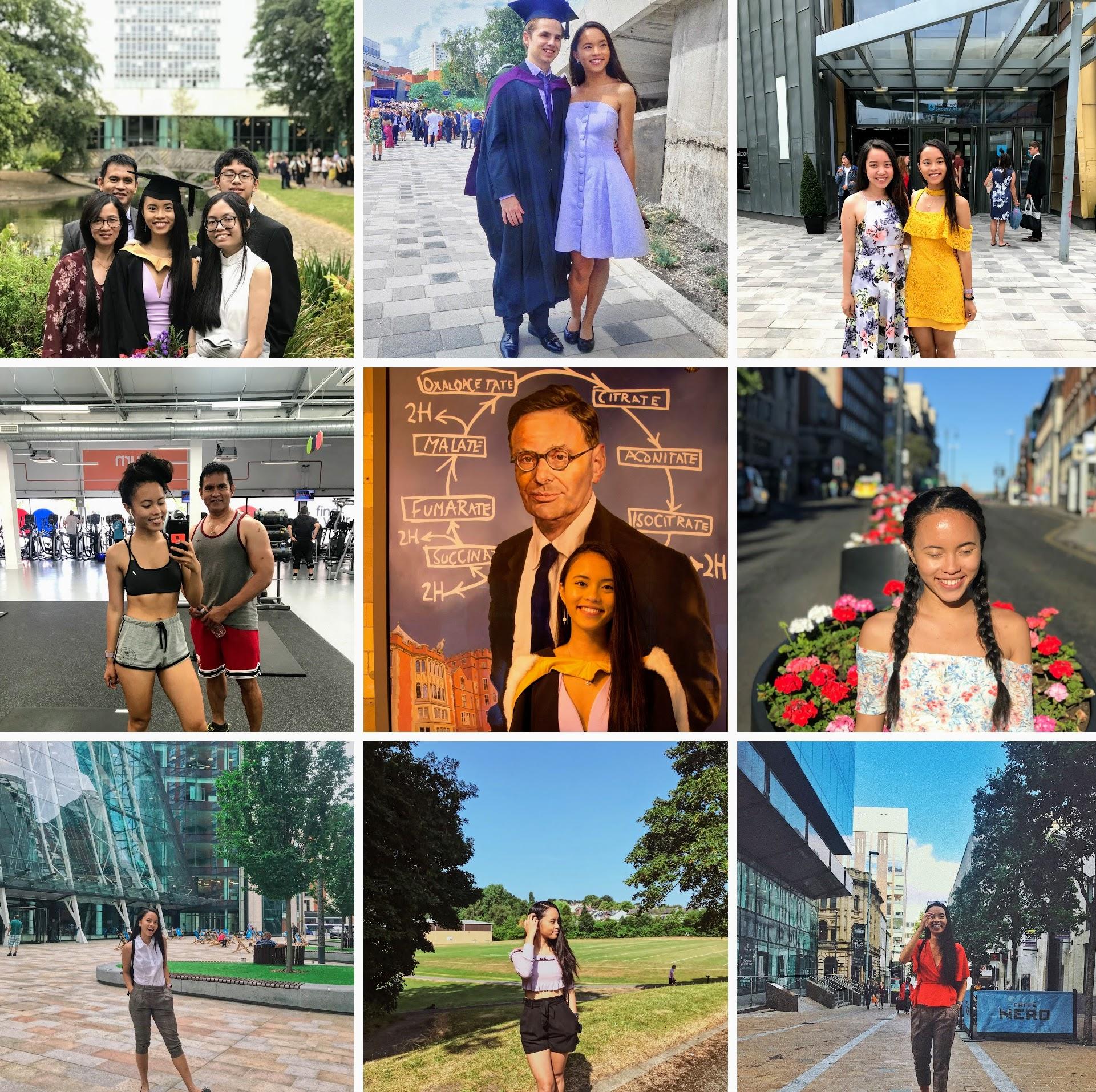 Graduation, goodbyes, Leeds and Sheffield adventures