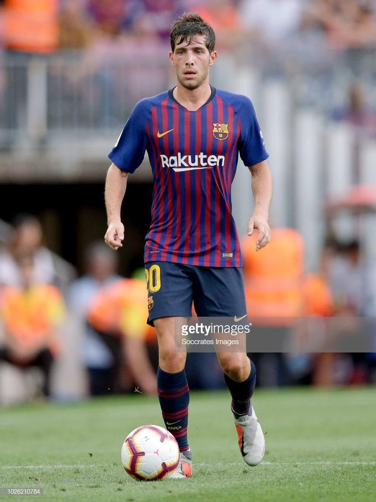 صور مباراة : برشلونة - هويسكا 8-2 ( 02-09-2018 )  R2