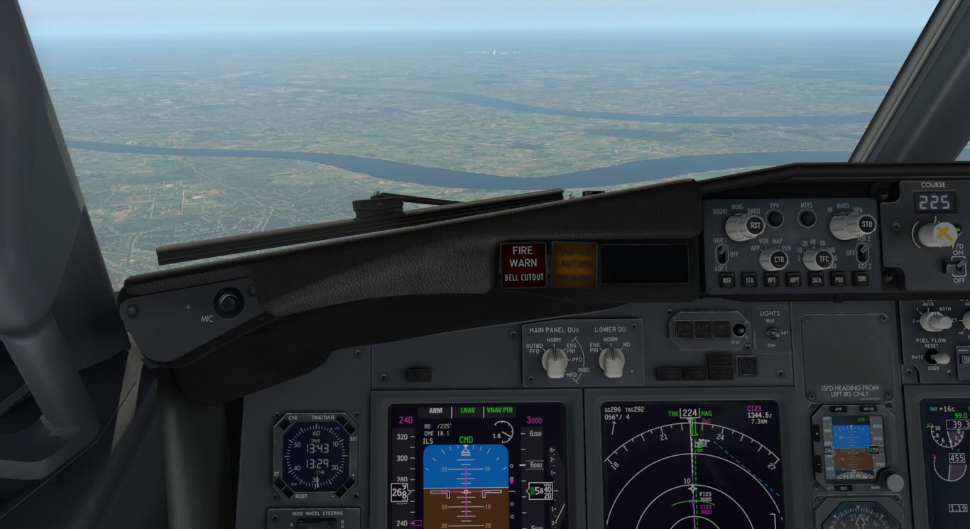 FSX-P3D c'est bien, MAIS...y'a aussi X-Plane! B738_60