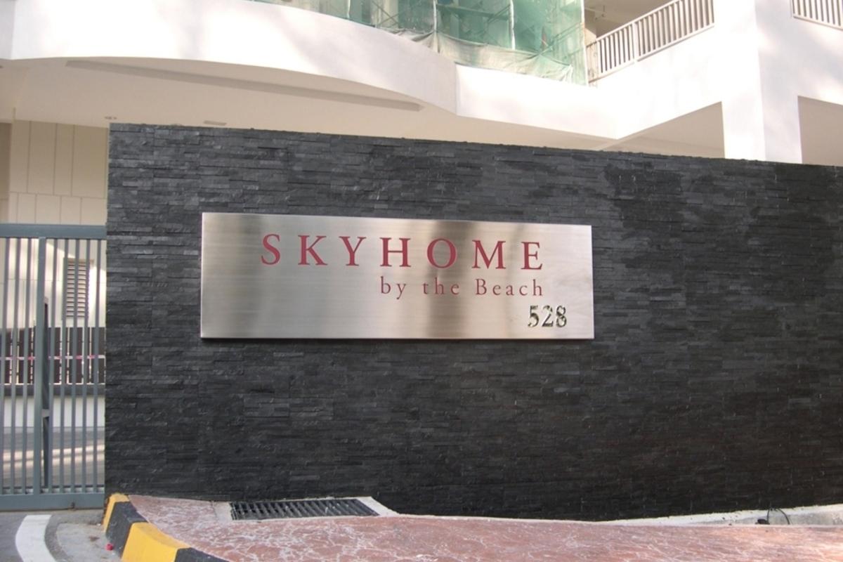 Skyhome by the Beach