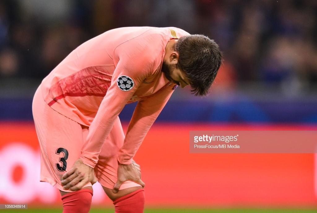 صور مباراة : إنتر ميلان - برشلونة 1-1 ( 06-11-2018 )  Y