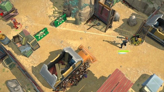 Space Marshals 2 1.5.9 (Mod) Apk + Data