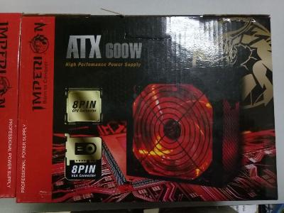 POWER SUPPLY IMPERIOR 600W