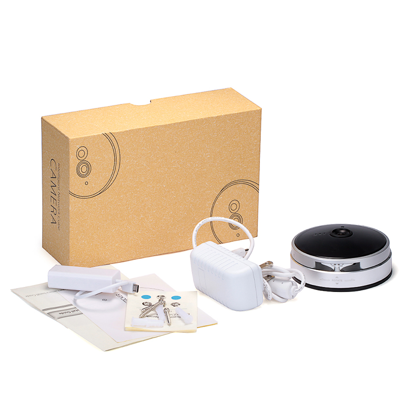 2MP 1080P Wi-Fi Cube Camera with PIR